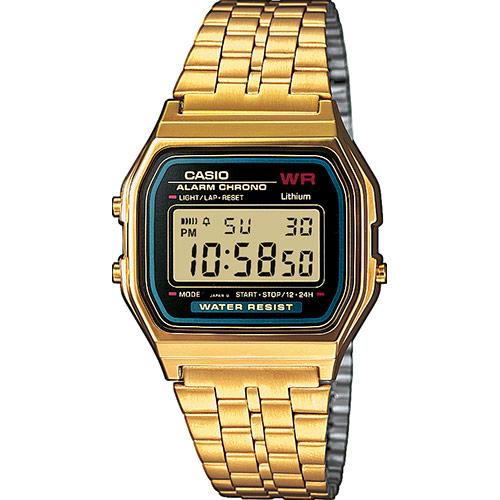 Reloj vintage Casio oro