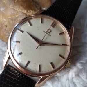 Relojes Omega vintage